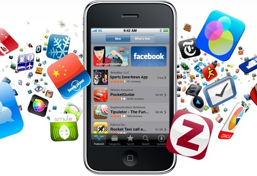 What benefits are there in developing mobile apps for my company